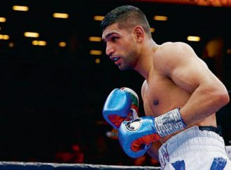 KHAN FRUSTRATED AT MISSING OUT ON MAYWEATHER FIGHT