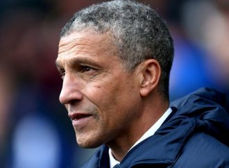 CHRIS HUGHTON PLEASED WITH HIS TEAM AFTER VICTORY AT RIVALS PALACE